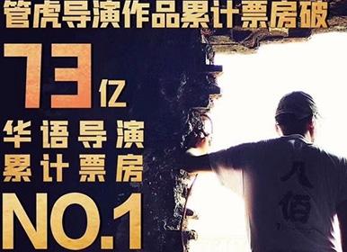 73亿元!管虎荣登华语导演