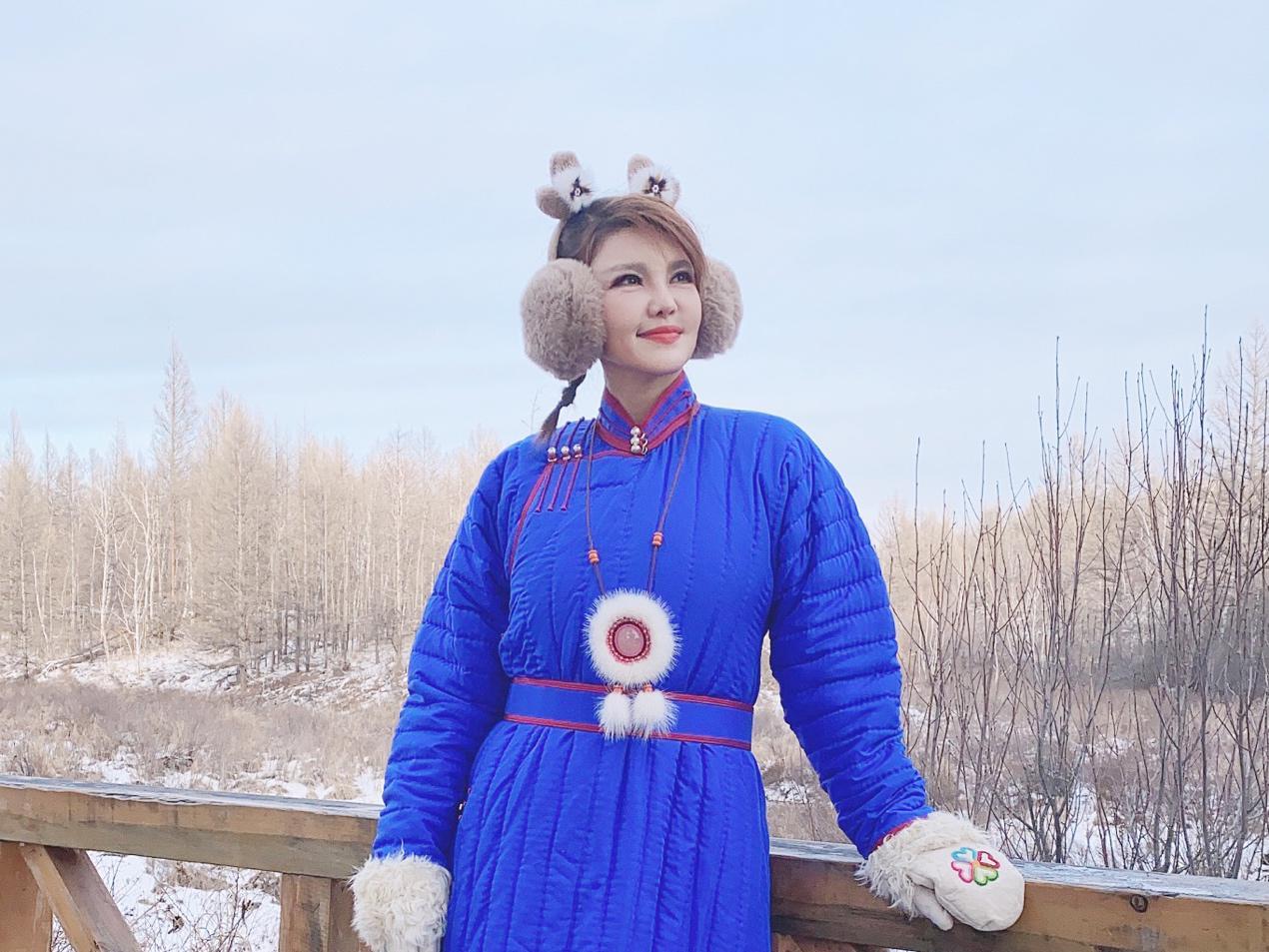 乌兰图雅带你品赏北疆明珠、仙境雪城阿尔山……
