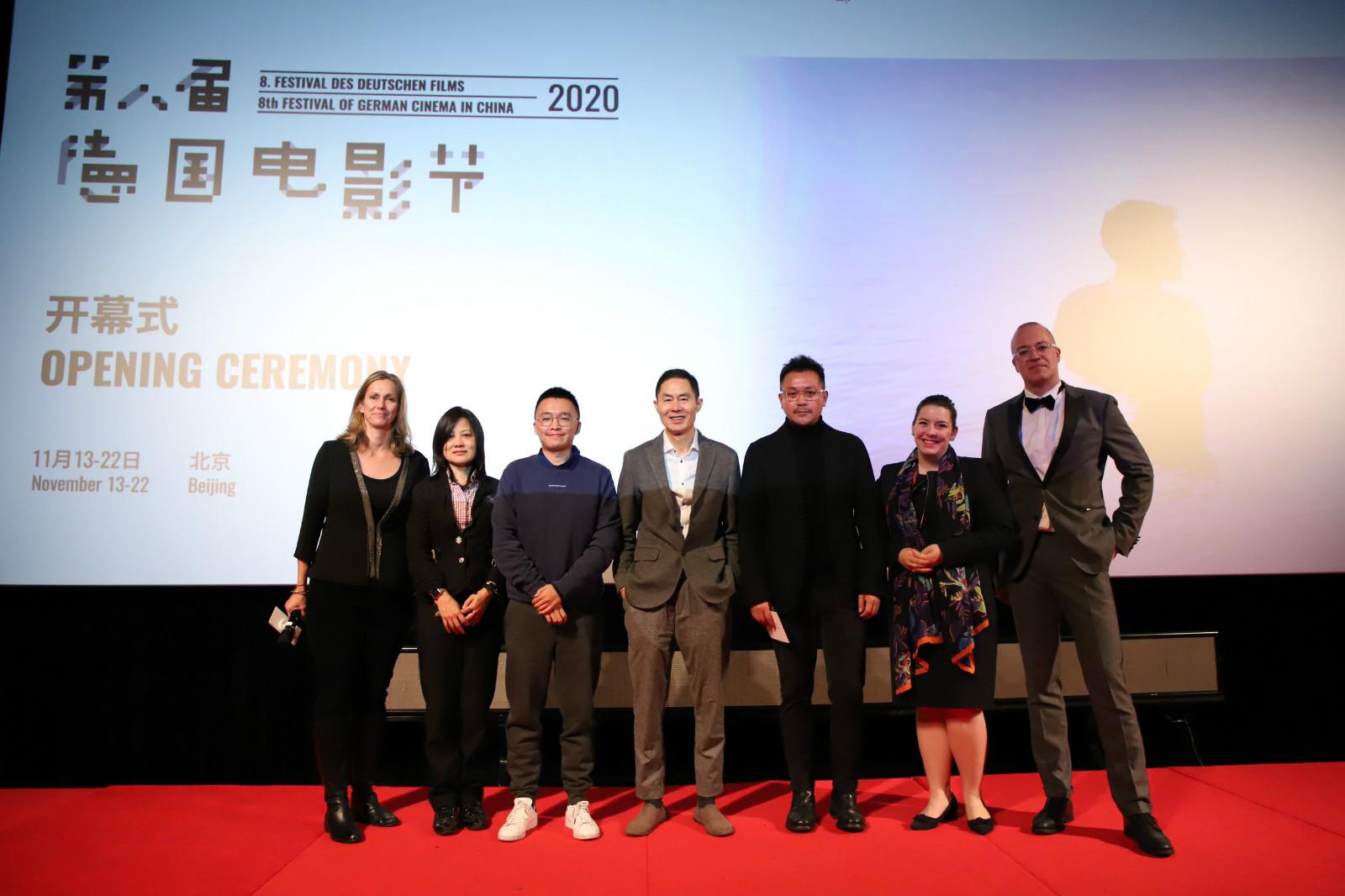 第八届德国电影节举办:《温蒂妮》等十一部影片聚焦当代德国