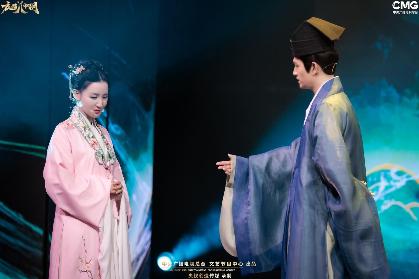 """《衣尚中国》之第六期演绎""""戏韵之美"""" 戏服,会讲故事的全能艺术家"""