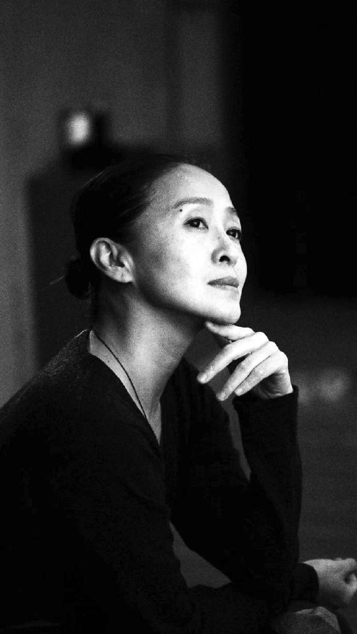 高艳津子: 我对艺术负责,艺术对生命负责