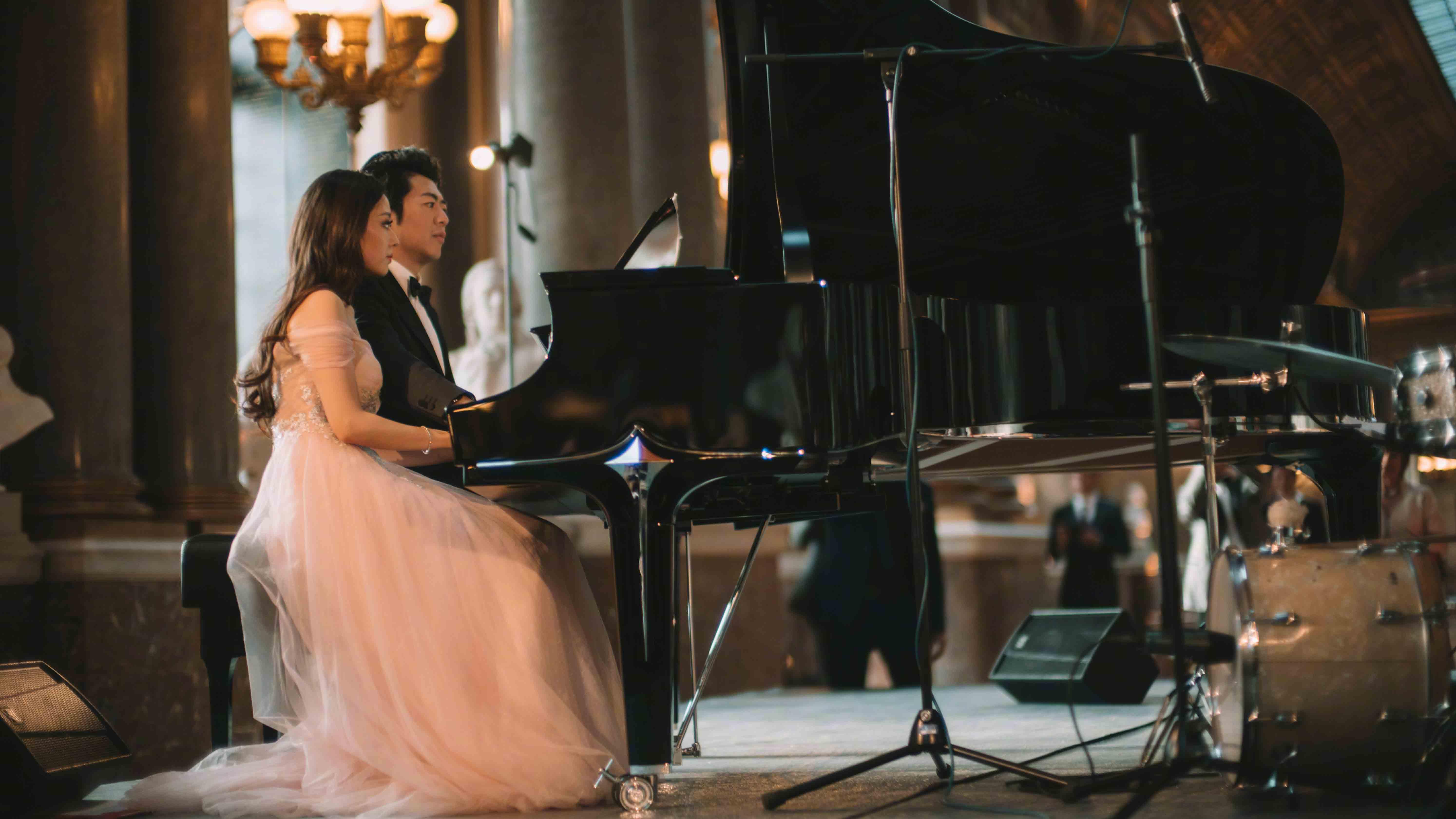 国际钢琴大师郎朗绽放荣耀《狮子王》特别演出史诗乐章