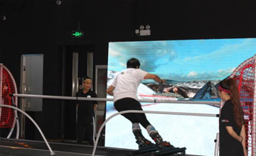 滑向冬奥 VR滑雪大片来袭全方位体验巅峰滑雪大奖赛
