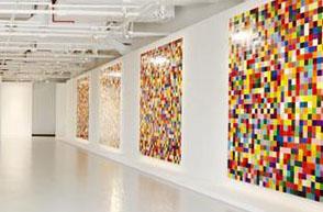 格哈德·里希特的色彩 :超理性与超情绪