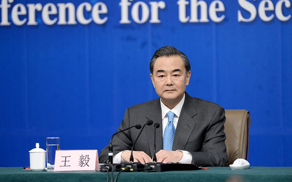 王毅详解十八大以来中国特色大国外交丰硕成果