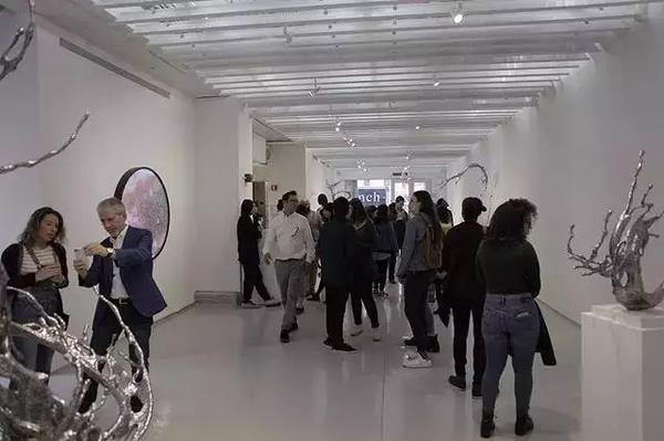 郑路在纽约Sundaram Tagore Chelsea的首次个展