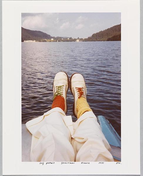 自画像,法国热拉尔梅,1975