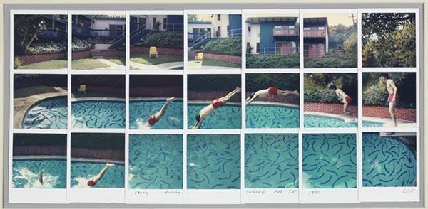 1982年2月28日杰瑞潜水,复合宝丽来
