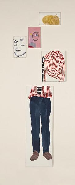 自画像,1984/1986