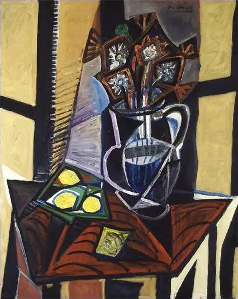 展出 毕加索作品